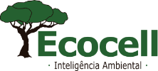 Logo Ecocell Inteligência Ambiental